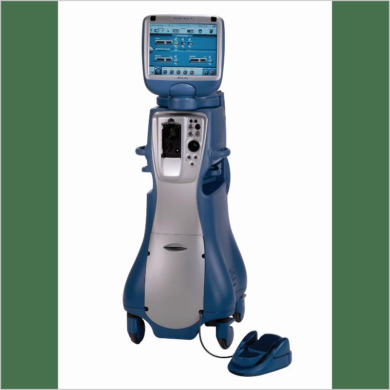 超音波白内障手術装置 (インフィニティ ビジョンシステム)
